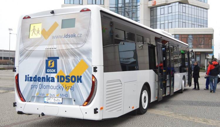 Autobusy v Olomouckém kraji posílí provoz asi na konci května