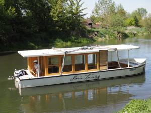Šestý rok na řece Moravě. Plavby Olomouc letos nabídnou nový plavební úsek