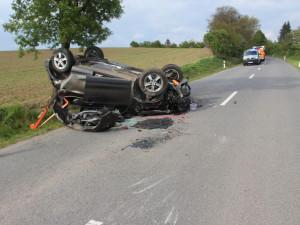 Závažnost dopravních nehod při nouzovém stavu vzrostla o 22 procent