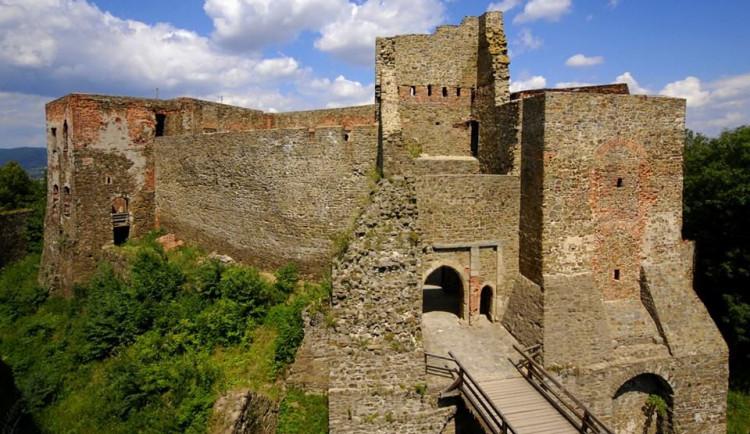 Helfštýn otevřel sezónní výstavu Torzo hradu. Chystá i první akce