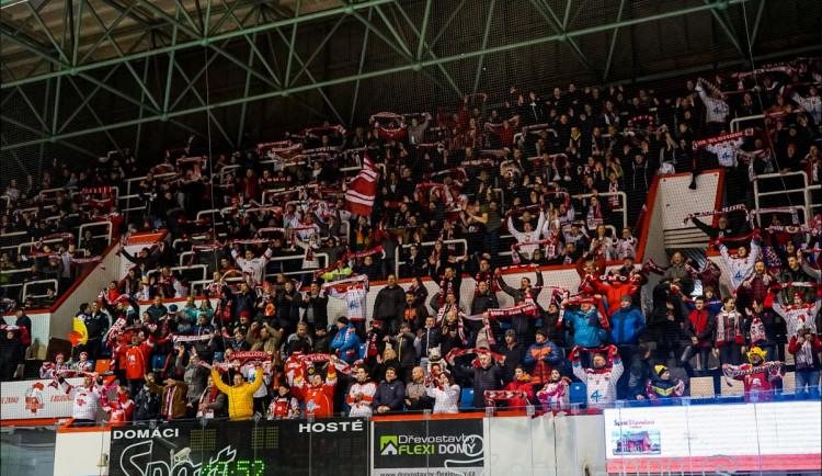 Fanoušci HC Olomouc založili na podporu klubu transparentní účet