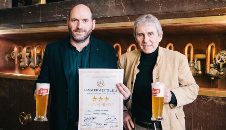 Pivovar Litovel sbírá ocenění jako čárky na lístek