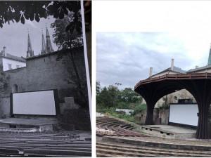Olomoucký letňák zahajuje filmovou sezónu. Přijďte před prvním filmem areál dobrovolně uklidit!