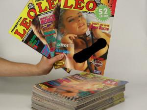 Před 30 lety vyšlo první číslo erotického časopisu Leo