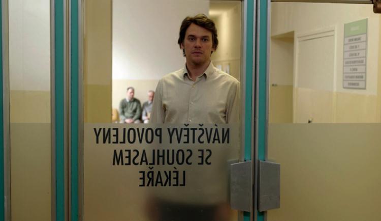 Film Zpráva o záchraně mrtvého je dokončen, převážně se natáčel v olomoucké fakultce