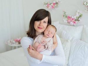 Pomáháme maminkám s poporodními psychickými potížemi, říká Kateřina Hamerníková z organizace Úsměv mámy