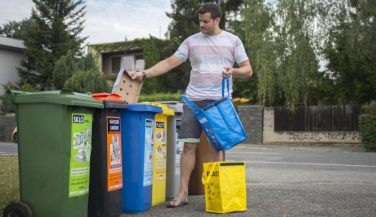 V Olomouckém kraji se třídí odpad nejvíce v republice. Které obce jsou v tom nejlepší?