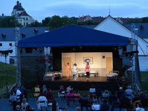 Moravské divadlo nakonec uspořádá další ročník letního festivalu. Uvede své největší hity
