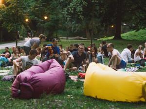 Olomoucká iniciativa nabídne program na letní sezónu. Většina akcí proběhne v parcích a na parkánu