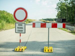 Automobilovou dopravu v Olomouckém kraji v létě zkomplikuje řada uzavírek