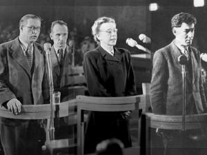 Právnická fakulta pojmenuje knihovnu po Miladě Horákové. 70 let od monstrprocesu připomene dobovou videoprojekcí