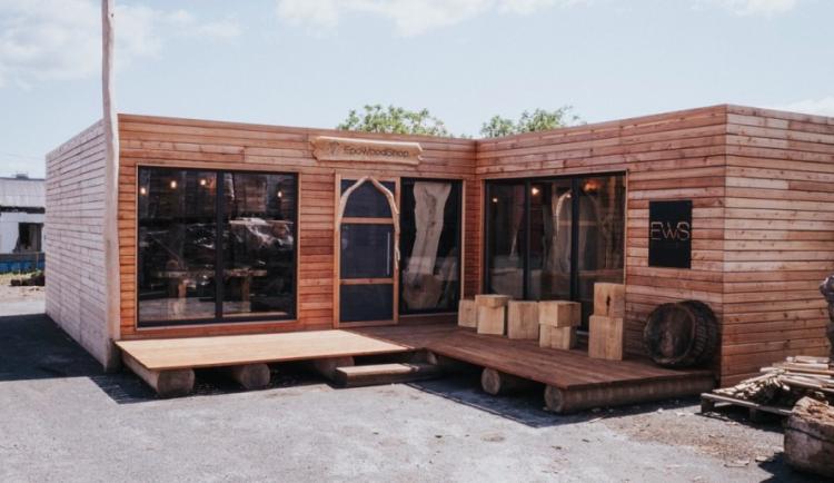 FOTO: Zažijte pravou vůni dřeva! EpoWoodShop nabízí nejen kvalitní výrobky, ale hlavně pohodové prostředí