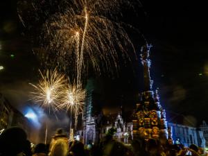 Nová vyhláška zakázala ohňostroje na Svatém Kopečku