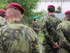 Velitelství pozemních sil se přesunulo z Prahy do Olomouce. Svou činnost dnes zahájí přehlídkou