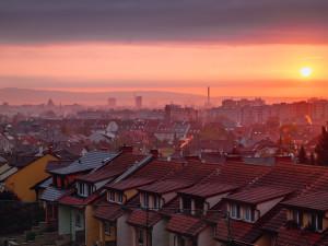 Kde je v Olomouci největší horko? Vědci připravují pocitovou mapu zaměřenou na teploty ve městě