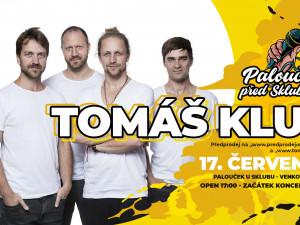 Tomáš Klus vystoupí v pátek na paloučku u olomouckého S-klubu