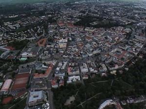 Netradiční pohled na historickou Olomouc nabízí nový díl pořadu Svět z nebe