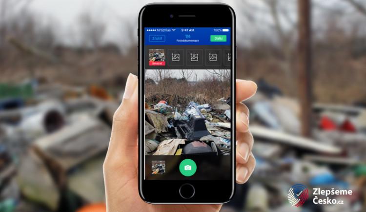 Nahlásit turistický vandalismus v přírodě po celém Česku pomůže aplikace Mobilní rozhlas