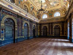Slavnostní sál v budově školy Komenium nebo Sluňákov. Olomouc má své zástupce v cenách cestovního ruchu