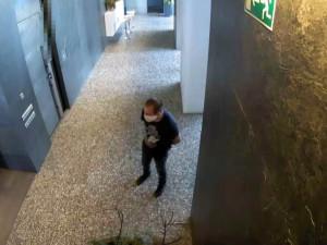 VIDEO: Policie se obrací na veřejnost s prosbou o pomoc při vyšetřování krádeže