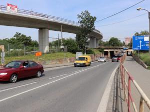 V Přerově se postupně uzavřou podjezdy v Předmostí a Lýskách, řidiče čekají objížďky