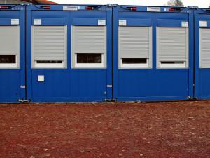 Neznámý zloděj vykradl stavební kontejner v Olomouci na Bělidlech. Odnesl si nářadí za téměř 60 tisíc