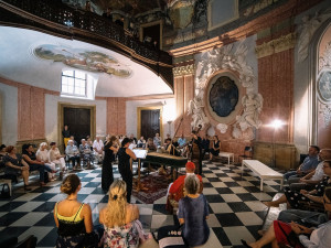 Příští týden odstartují barokní slavnosti. Uvede je koncert v Kapli Božího Těla