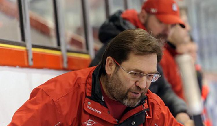 Hokejový trenér Fiala se po necelém roce vrátil do Olomouce
