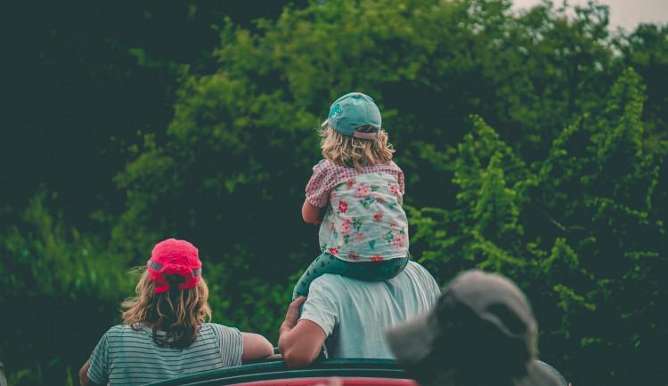 Víkend nabídne zábavu pro rodiny i akce pro sportovce