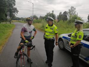 Policisté v pondělí v Olomouci zaměřili na cyklisty a cyklostezky