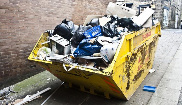 Přerov končí s velkoobjemovými kontejnery ve městě, lidé mají začít využívat sběrný dvůr