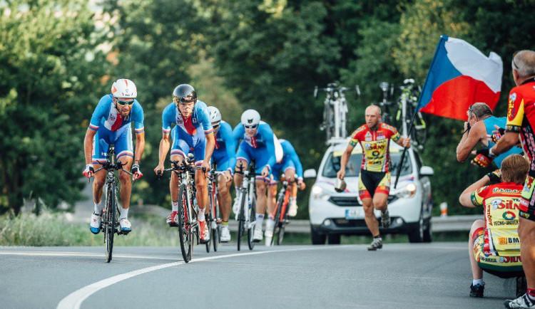 Týmová časovka v Uničově odstartuje silně obsazený závod Czech Tour. Pojede se i přes Olomouc