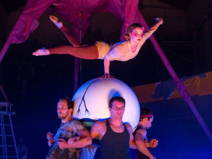 V olomouckém Letním kině vystoupí Cirk La Putyka s inscenací Kaleidoscope