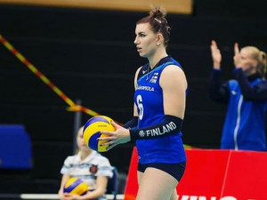 Olomoucké volejbalistky mají novou posilu ze severu