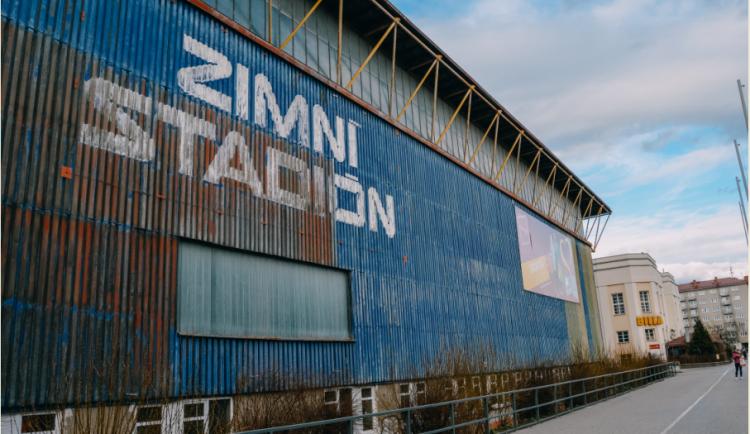 Olomoucký zimní stadion čeká další rok rekonstrukce střechy. Zvítězil návrh za 60 milionů korun