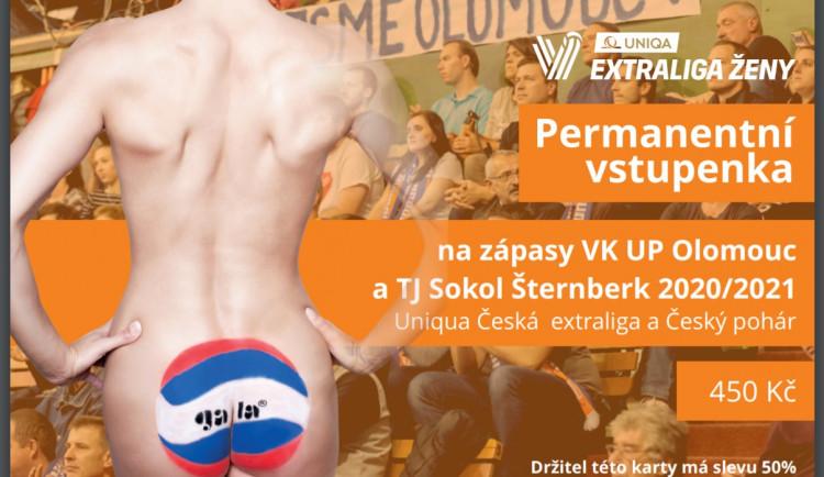 Volejbalistky Olomouce znají soupeřky pro základní skupinu. Letošní permanentky nabídnou nový design