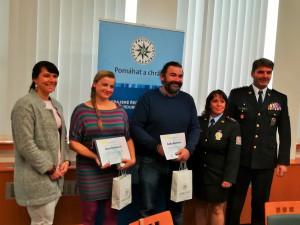 Ocenění Gentleman silnic převzalo už 200 statečných lidí. Z Olomouckého kraje osm