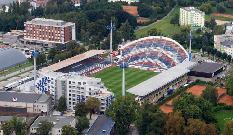 Před 80 lety byl v Olomouci otevřen fotbalový Andrův stadion