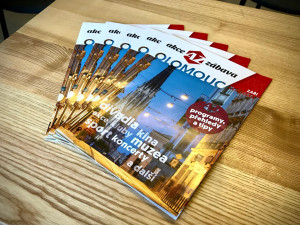 Vychází zářijové číslo magazínu Akce Zábava s kulturním přehledem v Olomouci a okolí