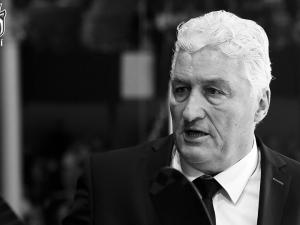 Zemřel rodák z Přerova a bývalý trenér hokejové reprezentace Miloš Říha