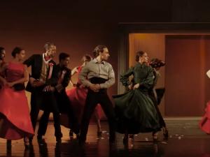 Premiéra! Moravské divadlo uvede taneční adapaci Lorcovy Krvavé svatby