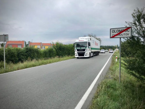 Obyvatelům Chomoutova chybí cyklostezka do Olomouce. V sobotu na to upozorní Spanilou jízdou