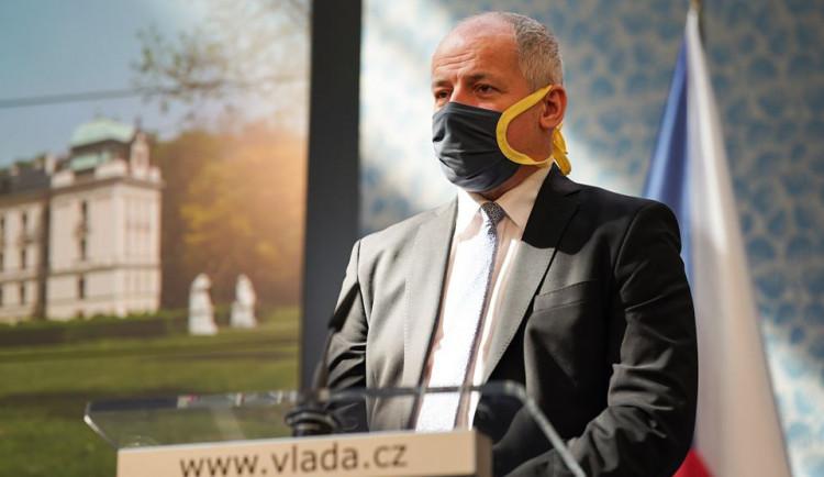 V Česku je druhá vlna epidemie. Hospitalizovaných přibude, říká Prymula
