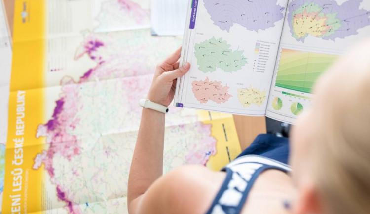 Olomoucká Pevnost poznání vystavuje mapy nominované v soutěži Mapa roku