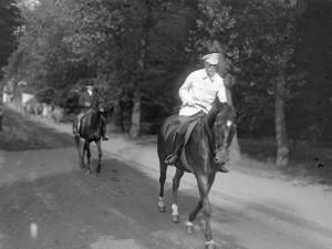 V Hranicích dnes odhalí novou sochu Masaryka na koni