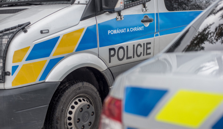 Nehoda šesti aut uzavřela jeden směr dálnice D46 u Prostějova
