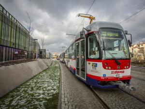 Olomouc vypíše nové výběrové řízení na tramvajovou trať na Nových Sadech za 470 milionů
