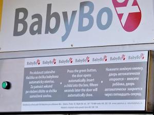 Do babyboxu v Olomouci někdo odložil chlapce. Jedná se o osmé nalezené dítě v Olomouckém kraji