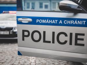 Během dopravně bezpečnostní akce krajští policisté vybrali na pokutách 115700 korun