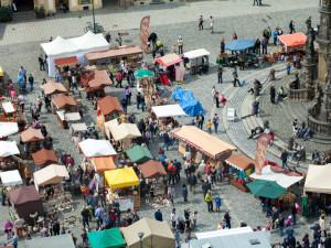 Jubilejní ročník festivalu Ekologické dny Olomouc se letos uskuteční na netradičních místech